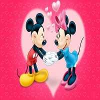 Фото декор за торта - Мики и Мини Маус От Секрето 13 ЕООД