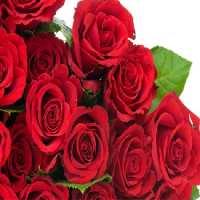 Фото декор за торта - Червени Рози От Секрето 13 ЕООД