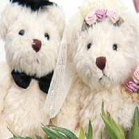Фото декор за торта - Младоженци От Секрето 13 ЕООД