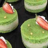 Зелено кадифе /Пистачо/ -суха смес - 500гр. От Секрето 13 ЕООД