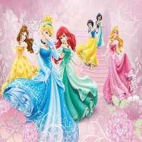 Фото декор за торта - Принцеси От Секрето 13 ЕООД