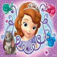 Фото декор за торта - Принцеса София От Секрето 13 ЕООД