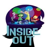 Фото декор за торта - Отвътре навън (Inside Out) От Секрето 13 ЕООД