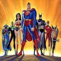 Фото декор за торта - Лигата на Справедливостта ( Батман,Супермен, Жената чудо) От Секрето 13 ЕООД