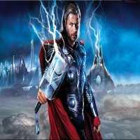 Фото декор за торта - Отмъстителите: Тор (The Avengers: Thor) От Секрето 13 ЕООД