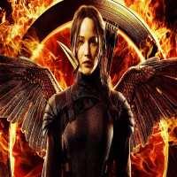 Фото декор за торта - Игрите на глада (The Hunger Games) От Секрето 13 ЕООД