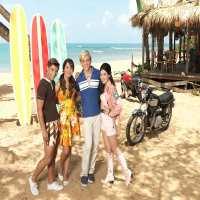 Фото декор за торта - Плажен Тийн Филм (Teen Beach Movie) От Секрето 13 ЕООД