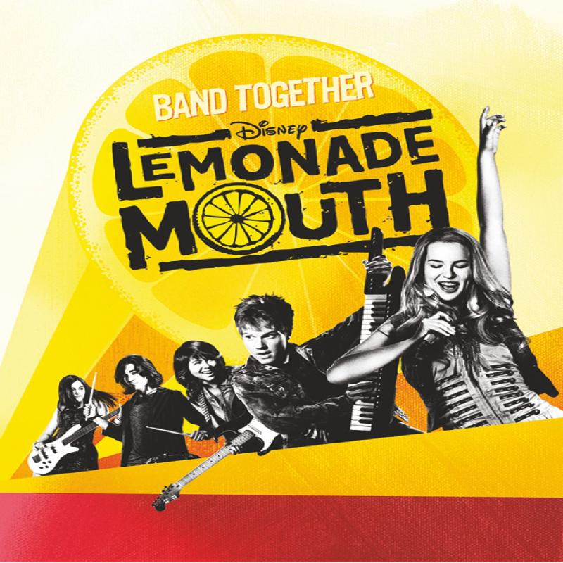 Фото декор за торта - Лимонадената Банда (Lemonade Mouth)