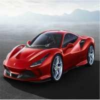 Фото декор за торта - Ферари (Ferrari) От Секрето 13 ЕООД